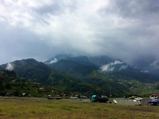 Mountain Dreams.